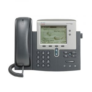Cisco 7942G Teléfono IP - Reacondicionado