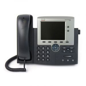 Cisco 7945G Teléfono IP - Reacondicionado