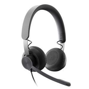 Logitech Zone Wired Teams USB headset
