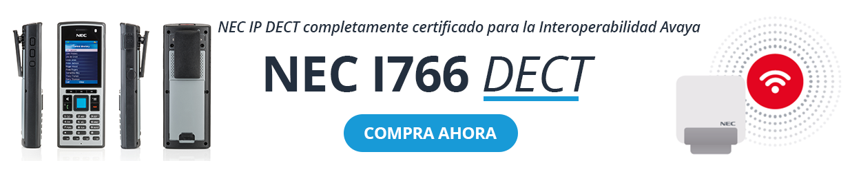 NEC IP DECT  I766